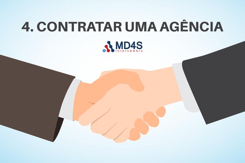 contratar uma agencia