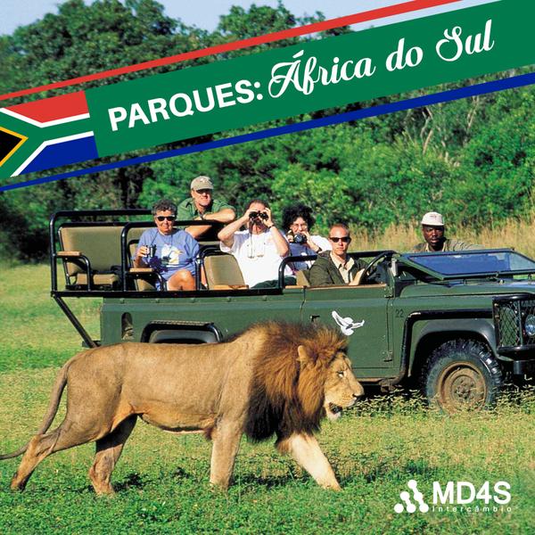 Parques Africa do Sul