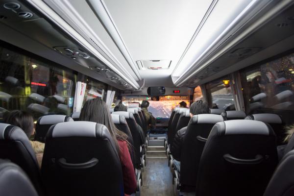 Custo do Transporte em Dublin para casais