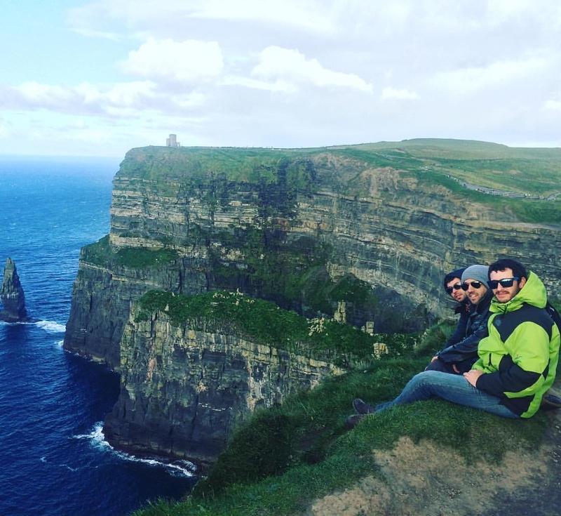 Guillermo Dotti - experiencia en Dublin Irlanda