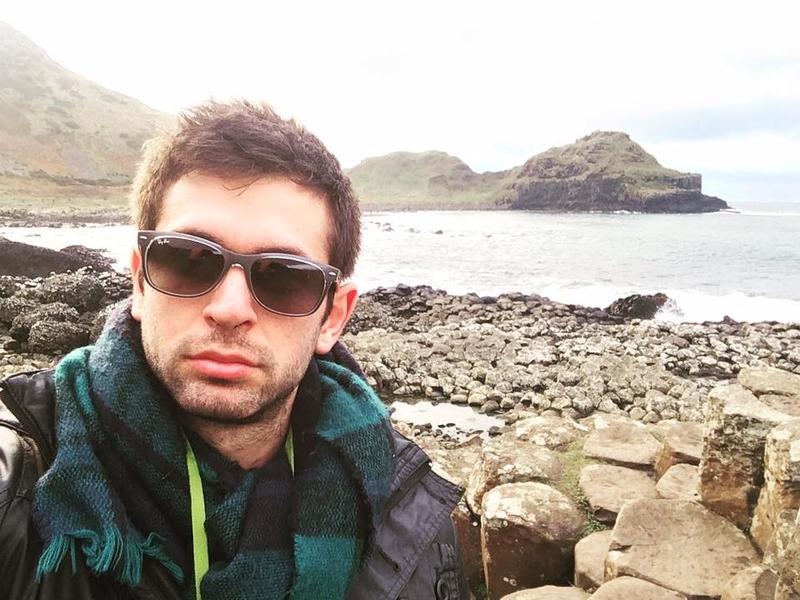 Guillermo Dotti - Irlanda