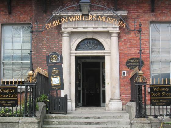 Dublin-Writer-Museum