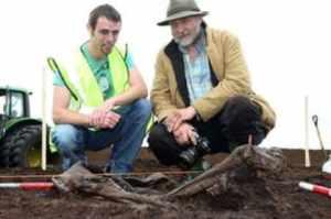 Corpo encontrado na Irlanda