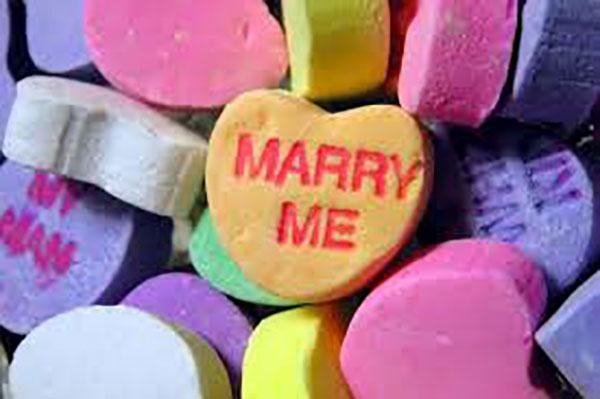 Pedidos de Casamento