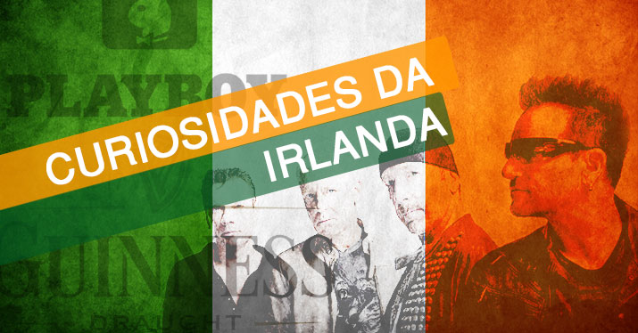 Curiosidades da Irlanda