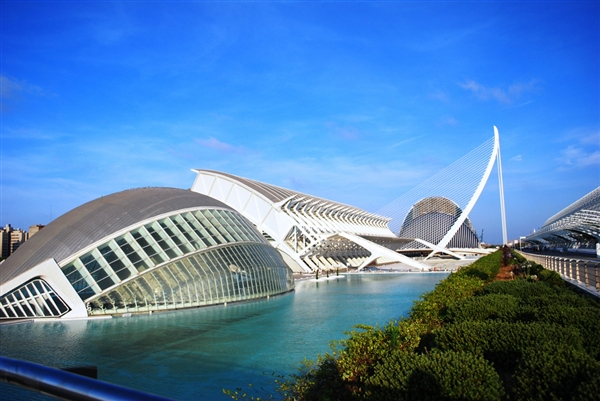 Valencia Ciudad de Las Ciencias Imagen