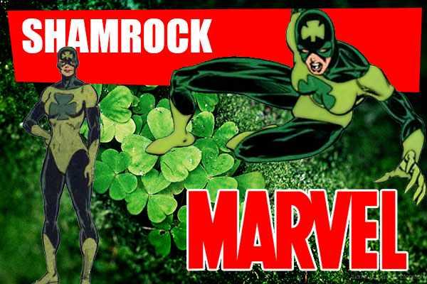Marvel - Shamrock