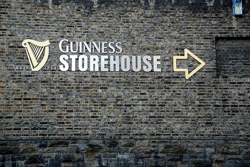 Dublin Guinness Storehouse