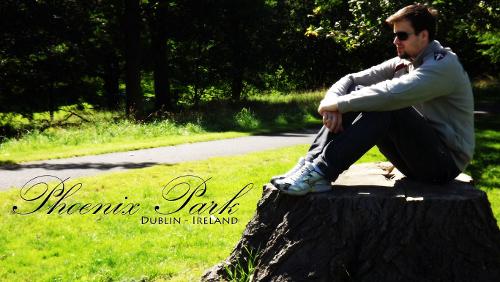 Eu fui Heitor Zanetti Dublin Irlanda