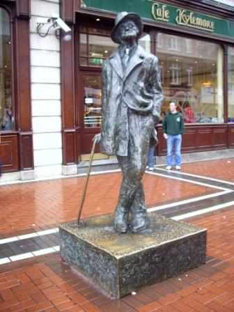 James Joyce en Dublin