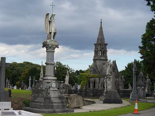 Le cimetière de Glasnevin