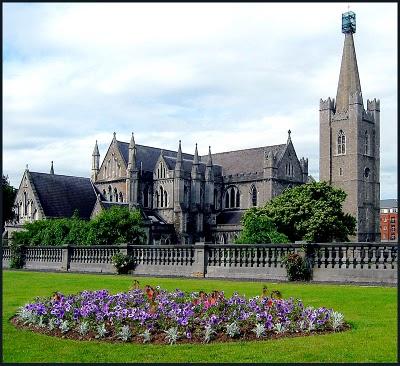 La Cathédrale Saint- Patrick