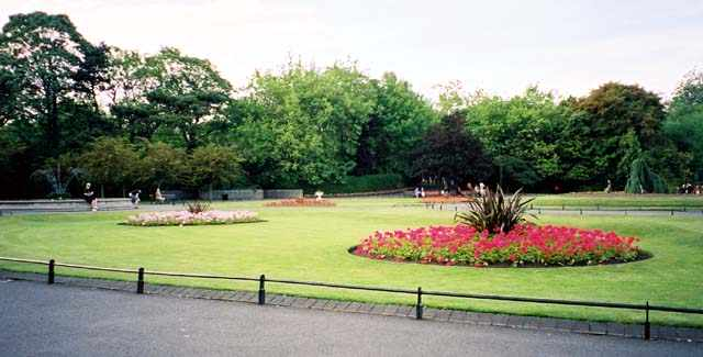 st. stephen's green